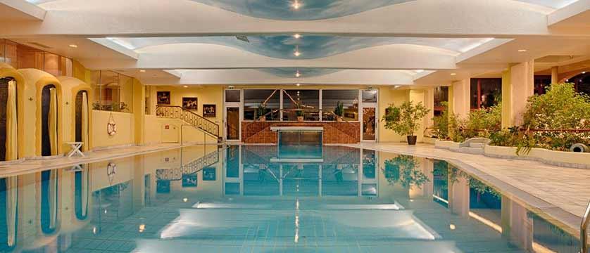 Hotel Pulverer, Bad Kleinkirchheim, Austria - indoor pool.jpg